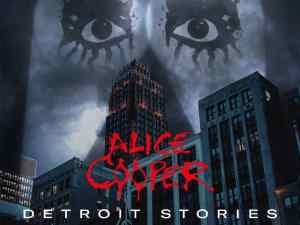 Alice Cooper – Detroit Stories (earMUSIC,2021) di Paolo Guidone
