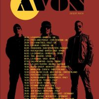 Avon (feat. Alfredo Hernandez Kyuss/QOTSA): ecco le date del tour, c'è anche l'Italia!