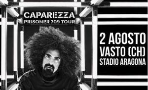 Caparezza in concerto allo Stadio Aragona di Vasto!