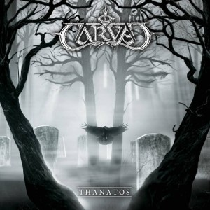 Carved - Thanatos (Revalve Records, 2019) di Alessandro Magister