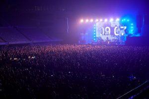 COVID-19: in Spagna il primo evento con 5mila persone in mascherina