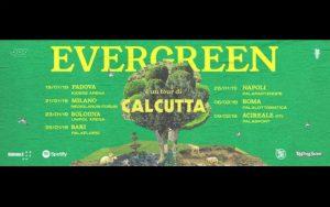 Calcutta in Tour nel 2019