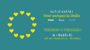 Dutch Nazari: live a I Candelai di Palermo il prossimo 8 Febbraio