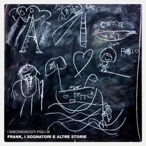 I disconosciuti figli di - Frank, i sognatori e altre storie (Labionda Records, 2020) di Mr. Wolf