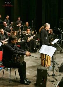 Javier Girotto e Pablo Corradini @Teatro Cilea, Reggio Calabria (di Gianni Vittorio, foto di Carlo Laro)