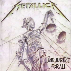 Metallica - ...And Justice For All (Remastered) [Blackened Recordings, 2018) di Alessandro Magister
