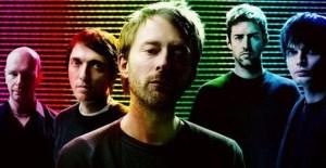 C'è un concerto dei Radiohead su Youtube