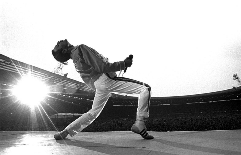 REAL RELICS #7 - Queen live @Wembley Stadium, Londra (di Mirko Porcari)