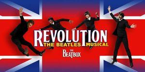 A Reggio Calabria giunge il Revolution The Beatles Musical