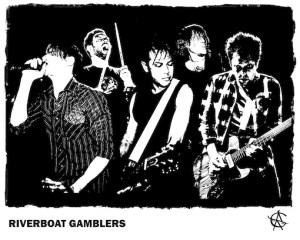 RIVERBOAT GAMBLERS: in arrivo Ramotorhead feat. CJ Ramone