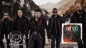 "SKYEYE: il lyric video del secondo singolo ""Detonate"""