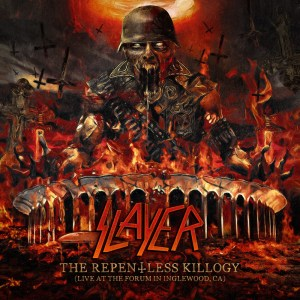Slayer: in arrivo The Repentless Killogy