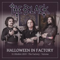 Hallows' Eve The Black: La notte del 31 Ottobre al The Factory