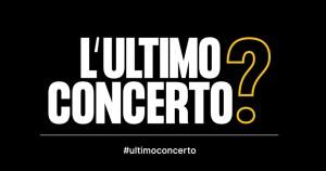 """L'ULTIMO CONCERTO: Il più grande webmob di sempre in Italia; l'obiettivo è il """"Prossimo Concerto"""""""