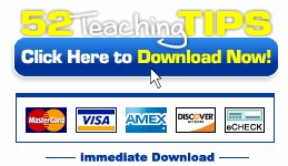 52 Teaching Tips