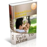 Talking to kids about sensitive issues