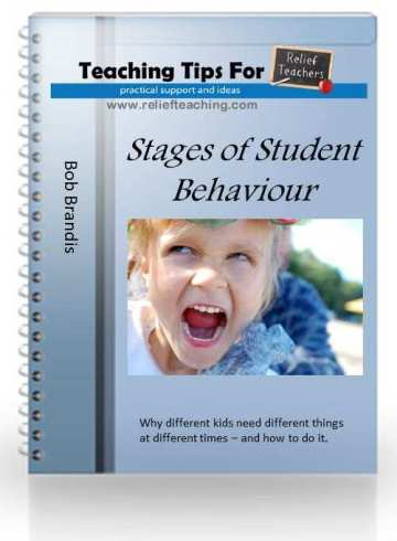 Stages of Student Behaviour