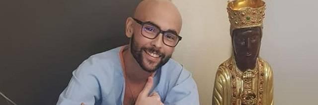 Jorge Ribera, el joven con leucemia que arrastró a miles a la oración y a Dios: «De aquí al cielo»