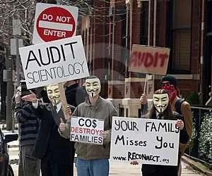 Audit scientology
