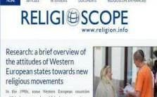 The attitudes of Western European states towards new religious movements