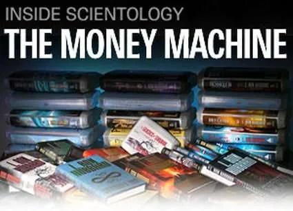 Scientology Money Machine