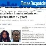 Rastafarian Ras-Solomon Tafari gets haircut