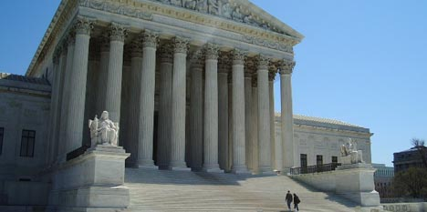Supreme Court Rules Sign Ordinance Adversely Affecting Church Fails Strict Scrutiny