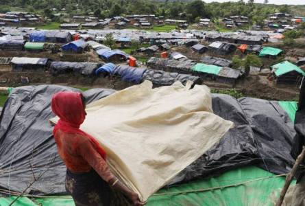 Rohingya refugees from Myanmar tell stories of genocide