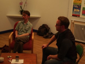 David and Ethan
