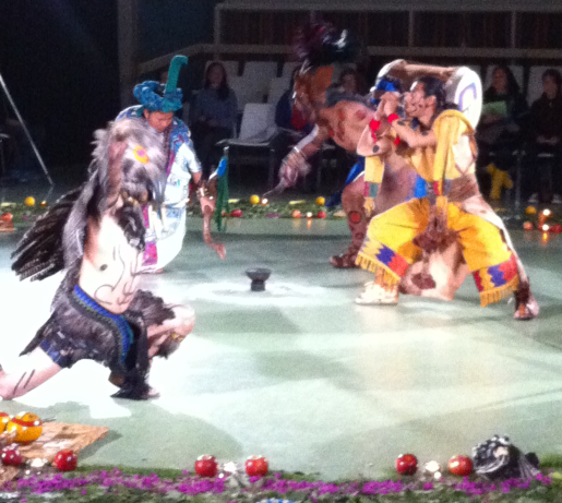 Indigenous Performance at Riddu Riddu in 2013