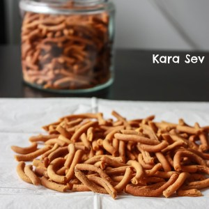 Kara Sev / Pepper Chickpea Snack