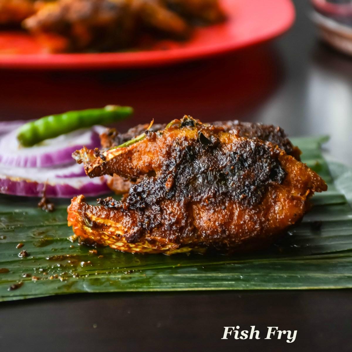 Fish Fry Relish The Bite