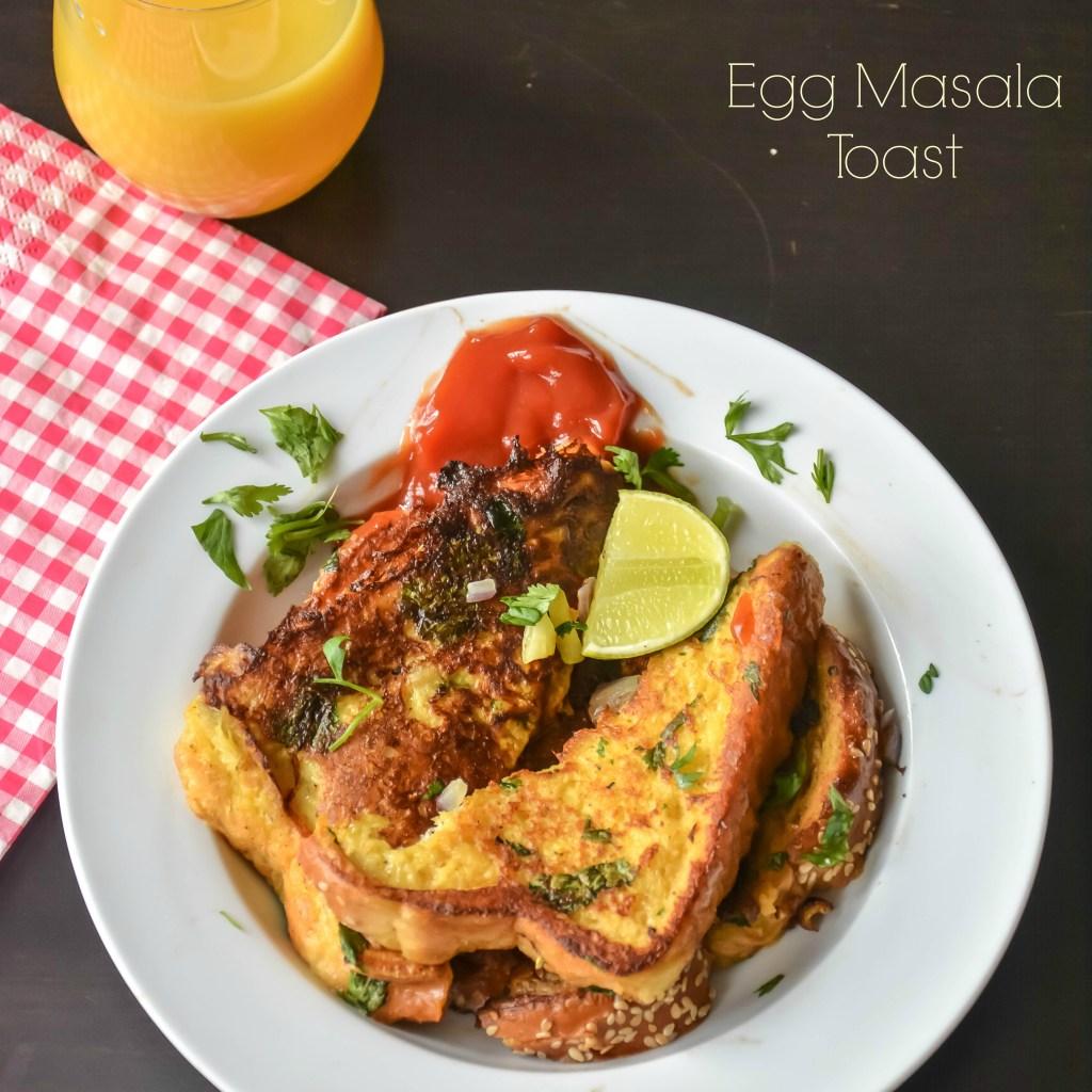 EggMasalaToast_Relishthebite
