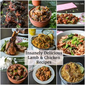 Insanely Delicious Lamb & Chicken Recipes