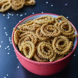 Mini Mint Murukku – Triple M Murukku
