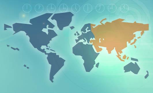 מדינות אסיה מעורב