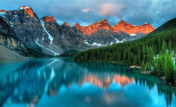 קנדה – מרחב אישי ומגע פיזי