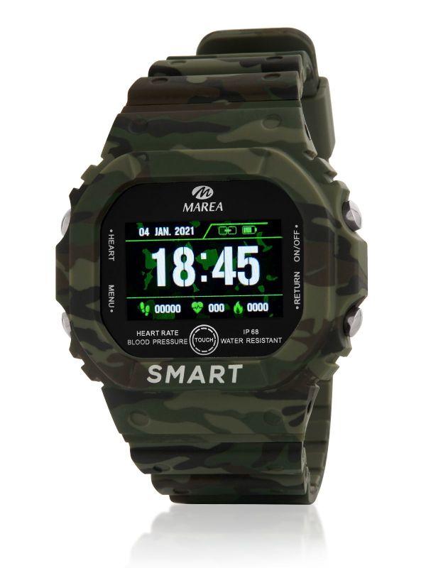 smartwatch militar marea
