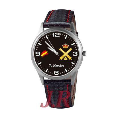 Reloj Artillería-relojes personalizados jr