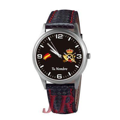 Reloj Infantería-relojes personalizados jr
