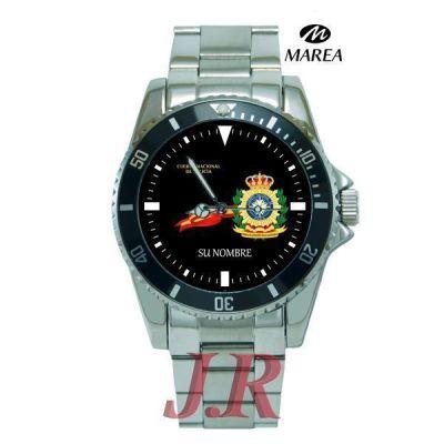 Reloj Policía Nacional UAPS-relojes-personalizados-jr