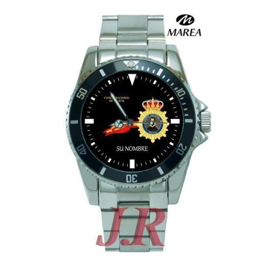 Reloj Policía Nacional GRECO's-relojes-personalizados-jr