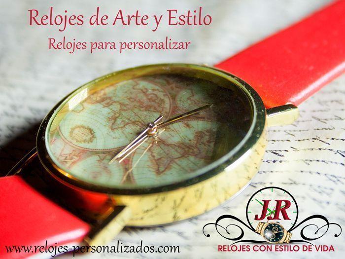 relojes de arte-relojes-personalizados
