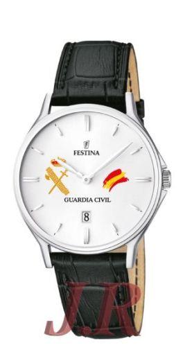 reloj guardia civil-reloj-festina-reoj-personalizado