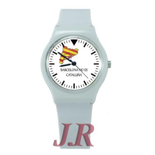 reloj tabarnia e3-Relojes personalizados JR