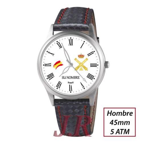 Reloj Ejercito Artilleria M3-relojes-personalizados-JR