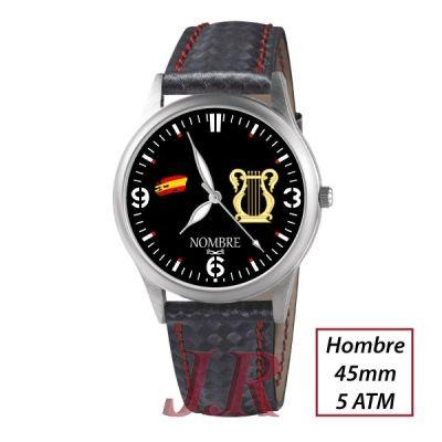 Reloj Fuerzas Armadas Músicos Militares M3-relojes-personalizados-JR