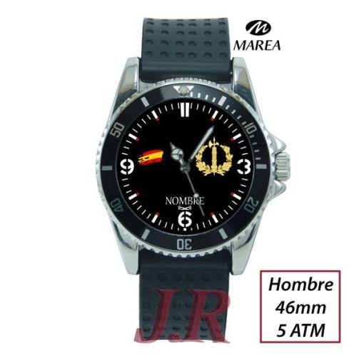 Reloj Fuerzas Armadas Cuerpo Juridico M1-relojes-personalizados-JR