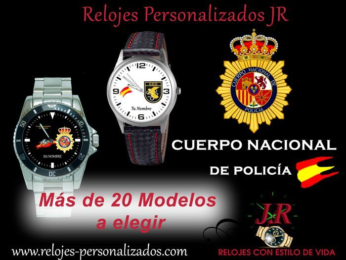 Reloj de Policía Nacional- comprar-relojes-policia-nacional-RELOJES-PERSONALIZADOS-JR