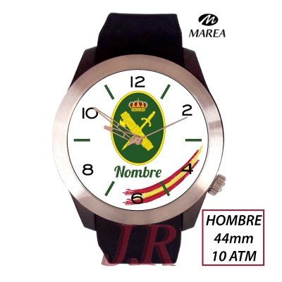 Reloj-MAREA-M1 Guardia Civil-relojes-personalizados-JR